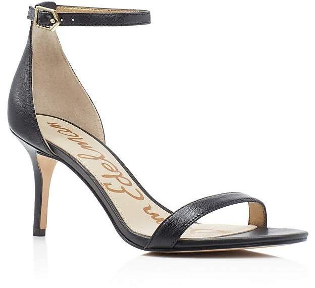 Sam Edelman Patti Ankle Strap Sandals #prom #highheels #sandals #eveningdresses