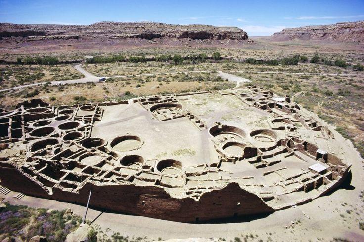 Pueblo-Archäologie: Das Geheimnis von Raum 33 - SPIEGEL ONLINE - Wissenschaft