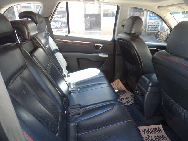 Hyundai Santa Fe 2007 Hyundai Santa Fe crdei