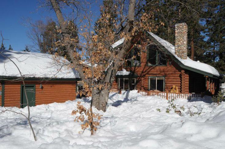 Big bear cabin 3 five star snow summit 3bed 2 bath to for Snow summit cabin