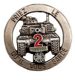 3e Cuirassiers-2e escadron