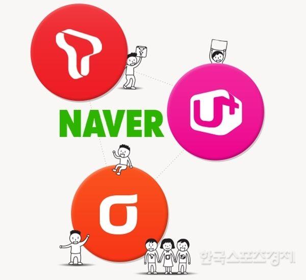 이통사-네이버, 토종 앱 마켓 만든다 - 한국스포츠경제