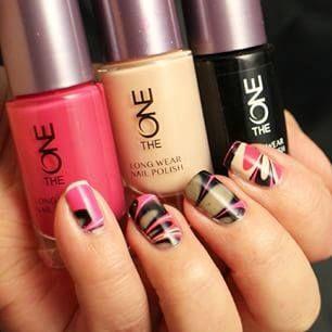 Oriflame The ONE Long Wear Nail Polish