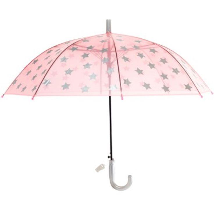 Paraguas con Silbato Niña