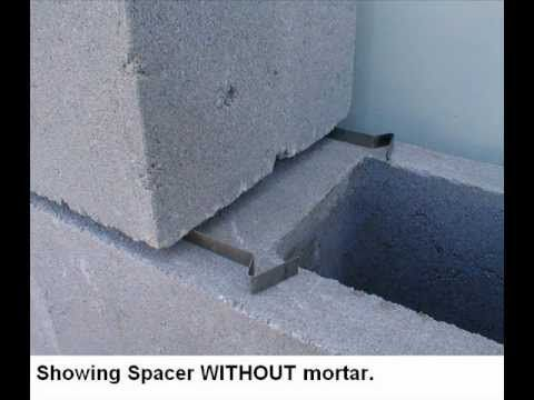 Masonry Block Laying HOW TO - YouTube