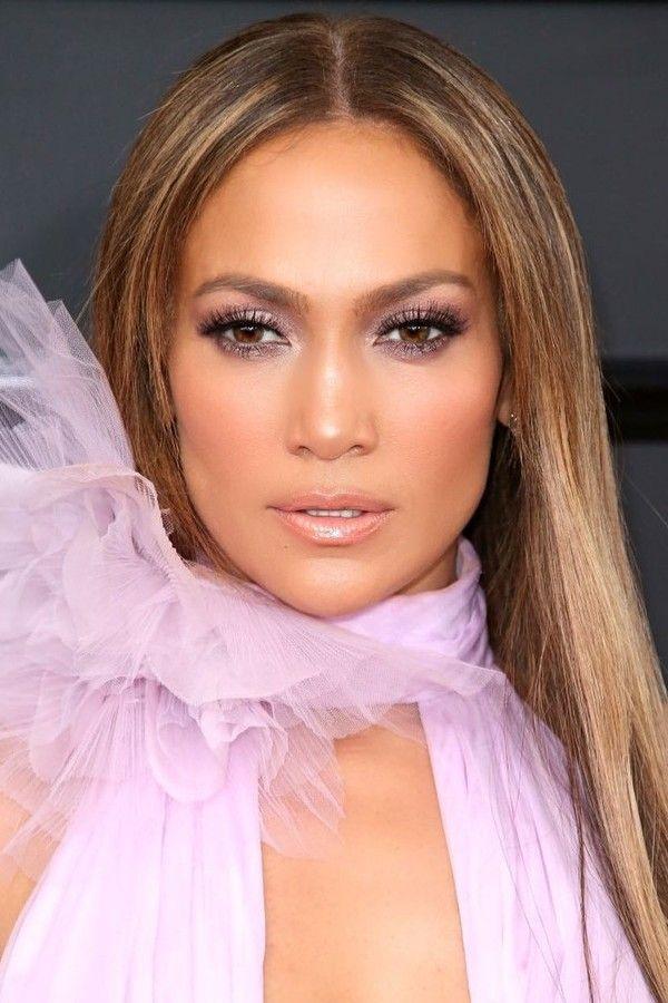Jennifer Lopez | Jennifer lopez makeup, Jlo makeup, Purple