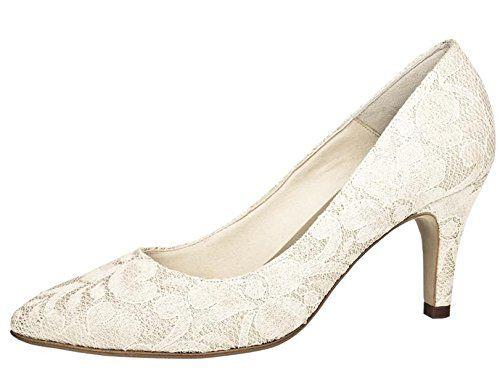 Brautschuhe Mahira (Fiarucci), ivory, Spitze - http://on-line-kaufen.de/elsa-coloured-shoes/brautschuhe-mahira-fiarucci-ivory-spitze