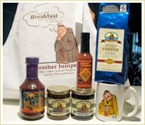 Brother Juniper's Restaurant - Memphis, TN - ADD 7/25/12