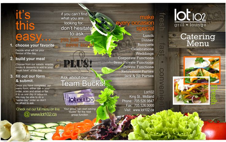 Catering Menu-lot102