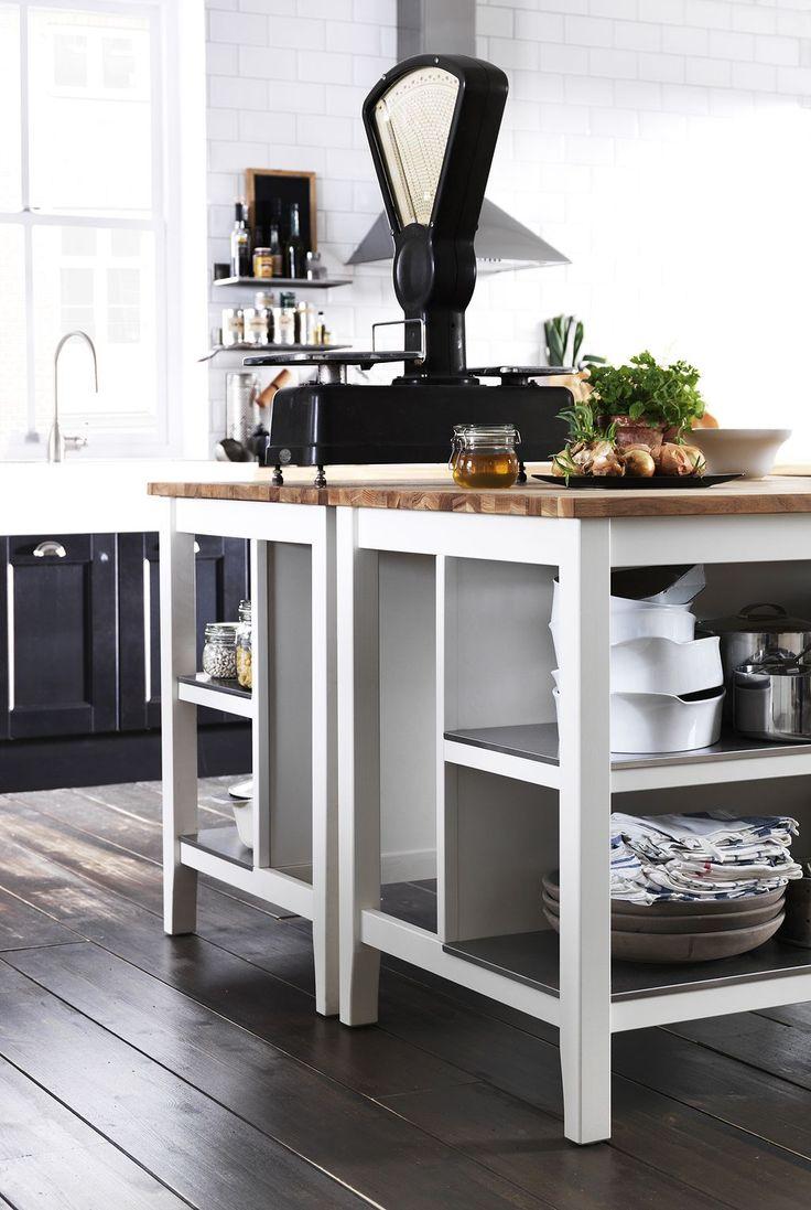 25 Best Stenstorp Kitchen Island Ideas On Pinterest Kitchen Table With Storage Small