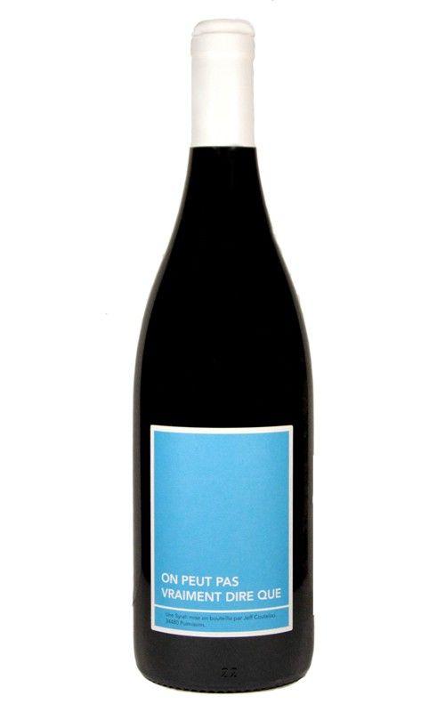 On Peut Pas Vraiment Dire Que - Jeff Coutelou #wine