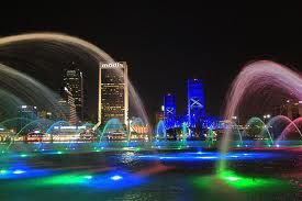 The beautiful Riverwalk in the wonderful city of Jacksonville Florida