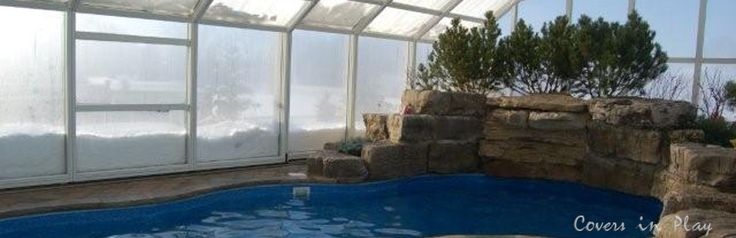 CIP believe in designing and building excellent retractable pool cover, retractable pool enclosures and swimming pool enclosures
