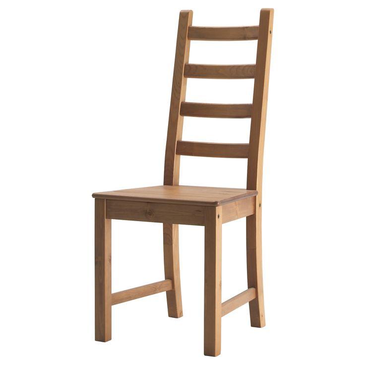 KAUSTBY Cadeira - acabamento envelhecido - IKEA
