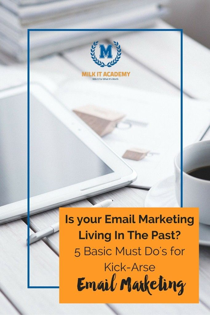 Top 5 Easy Things To Do To Improve Your Email Marketing