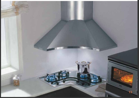 Stove Top Hoods ~ Corner stove top and hood greece pinterest