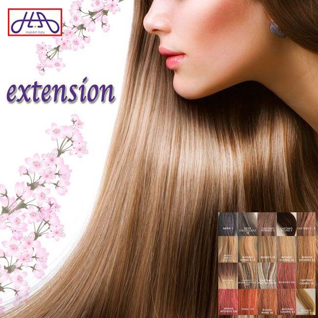 Vuoi capelli lunghissimi? Scegli le EXTENSION con cheratina! Si tratta di ciocche di capelli veri lavorate secondo il metodo Remy. Da oggi sono disponibili anche con il pagamento in contrassegno: puoi trovarle su http://bit.ly/extension-HA e sul negozio di Amazon http://bit.ly/extension-AMAZON #capelli #hairartitaly