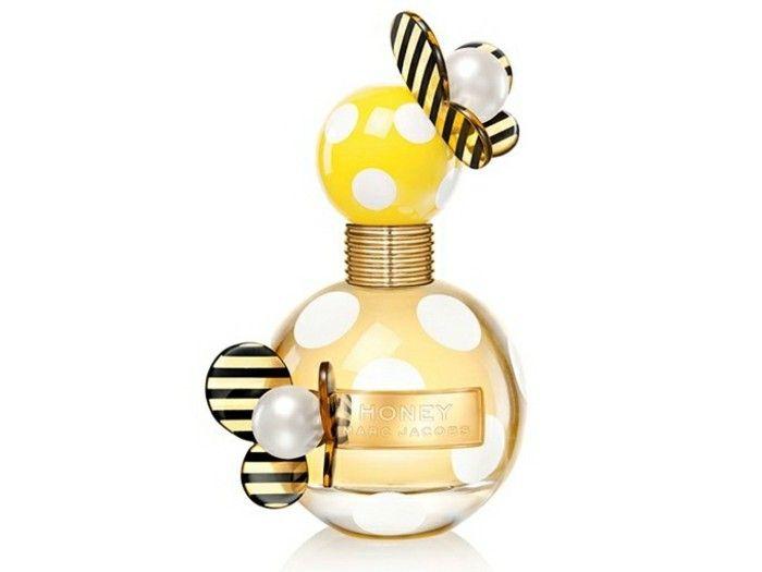 vaporisateur de sac Miel et abeilles Marc Jacobs