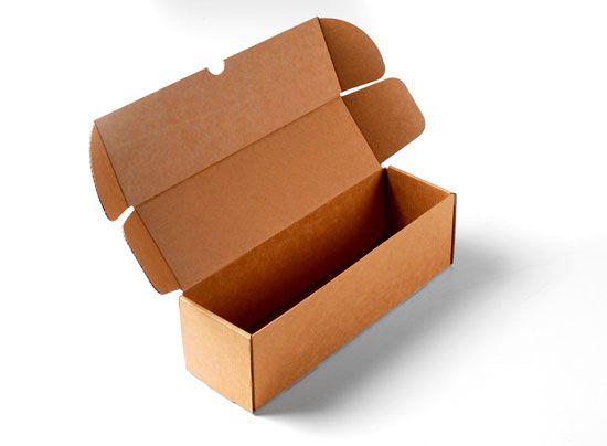 Cajas para Envíos Alargadas