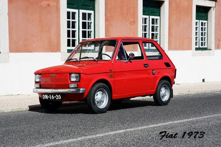 Fiat 1973, modelo 126.