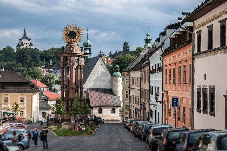Banska Stiavnica Slovakia   Vacationing in Slovakia