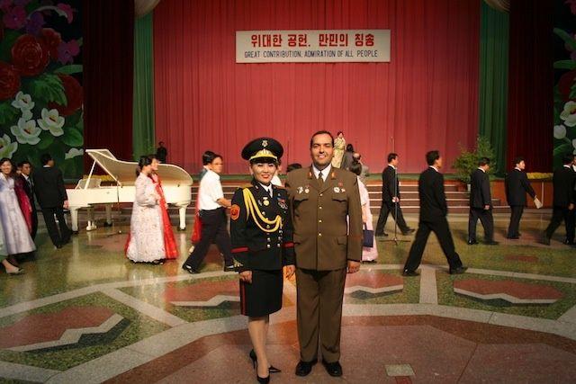 El único occidental que trabaja para el régimen de Corea del Norte es un catalán