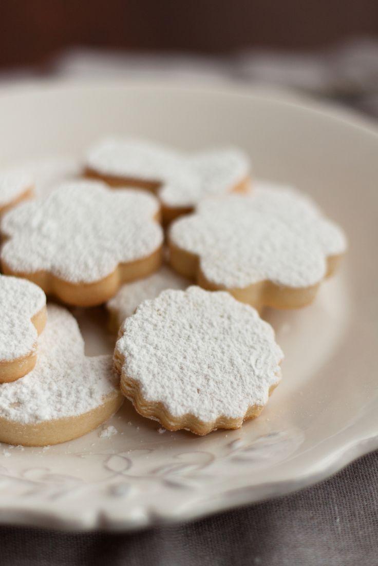 Galletas de mantequilla navideñas - Lost in Cupcakes