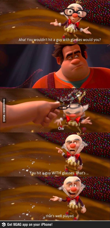 Wreck-it-Ralph!