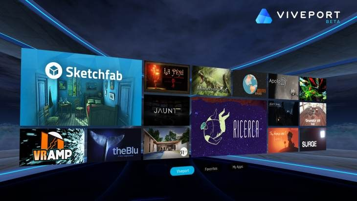 HTC lanzará Viveport su tienda de aplicaciones de realidad virtual https://t.co/nOMxIBwEKe https://t.co/kJi9ShPNEe #CPMX8