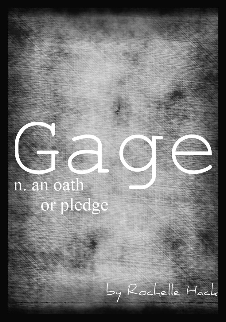 Baby Boy Name: Gage. Meaning: An Oath or Pledge. Origin: Old French; English. http://www.pinterest.com/vintagedaydream/baby-names/