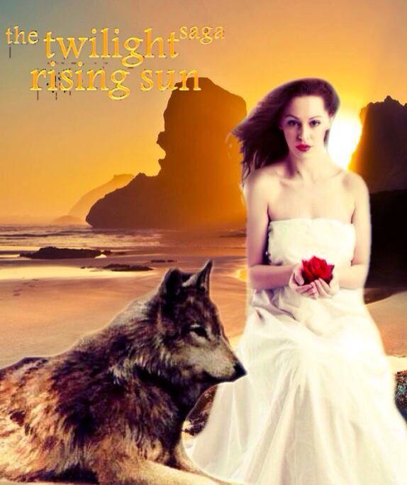 The Twilight Saga Rising Sun (Fan fiction) Jacob and Renesmee.!!