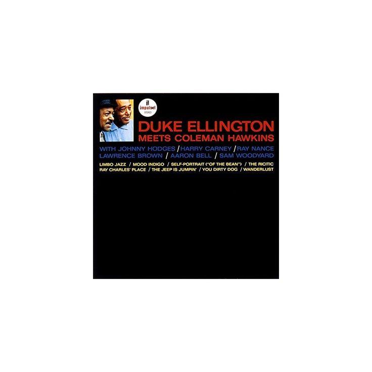 Coleman Hawkins - Duke Ellington Meets (CD)