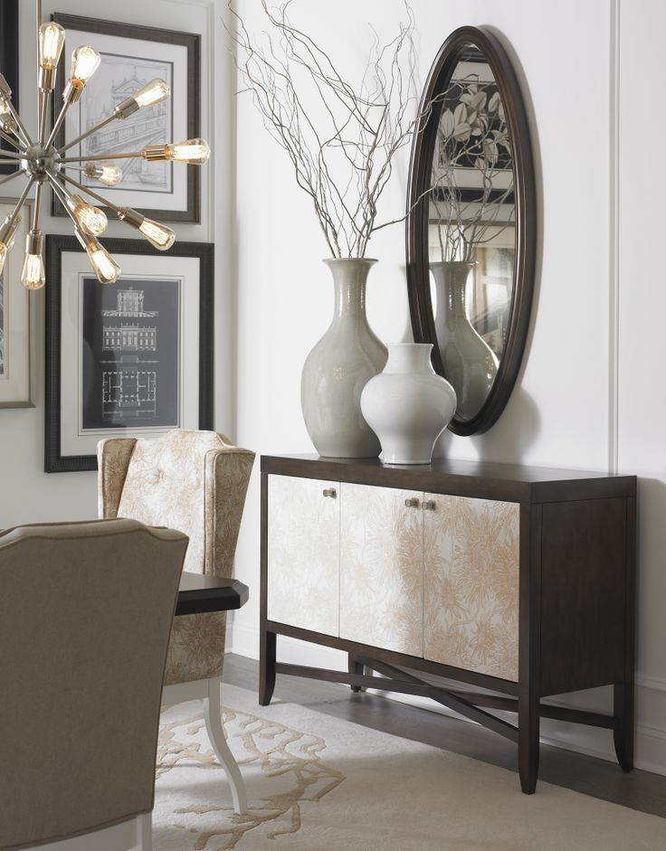 The Soignée Dining Room Furniture Collection By Somerton Dwelling.