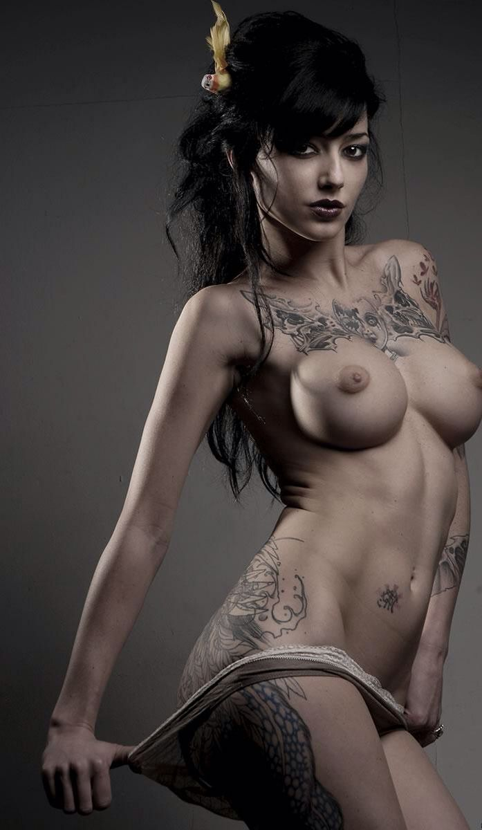 Phrase... consider, naked women with tattoos tumblr not
