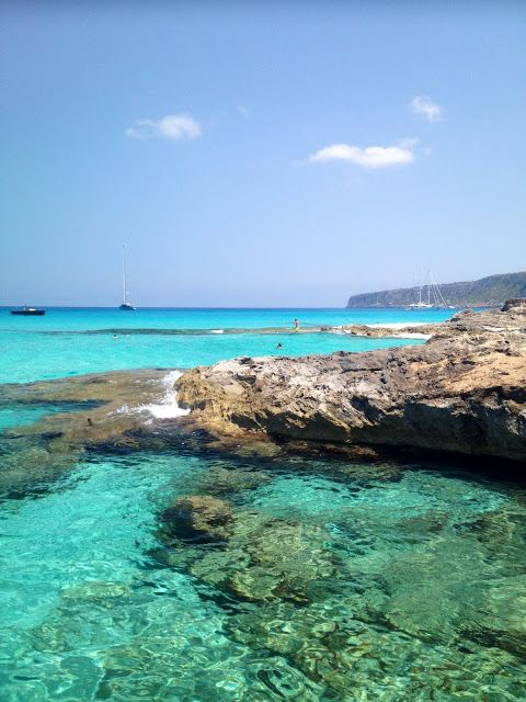Es Caló, Formentera