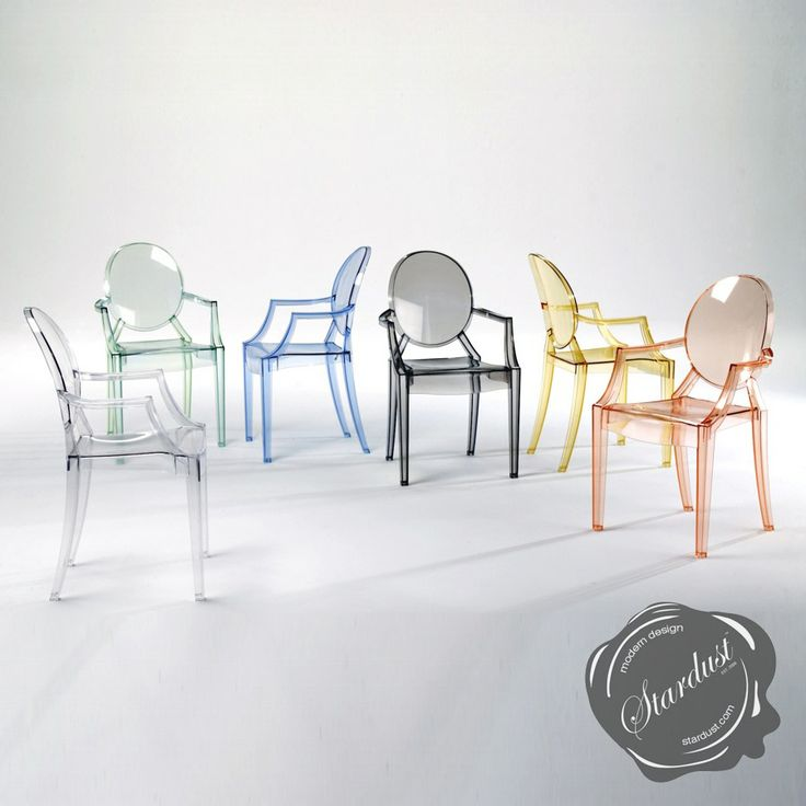 28 best images about modern chairs on pinterest kuala for Chaise louis ghost kartell
