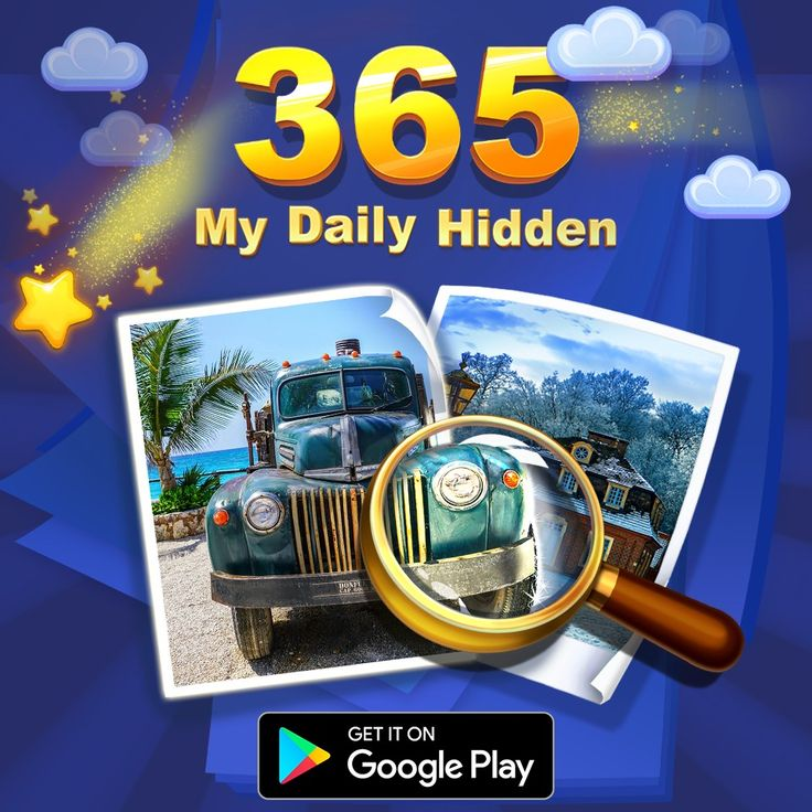 """Check out our new % free game """"365: My Daily Hidden""""! Play new hidden object level every day and unlock your daily quote!"""