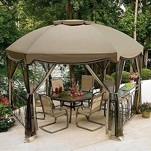 Garden Oasis Grandview Hex Gazebo Replacement Canopy The Outdoor Patio Store http://www.amazon.com/dp/B00W1ZVM6S/ref=cm_sw_r_pi_dp_-chRvb08C2AEM