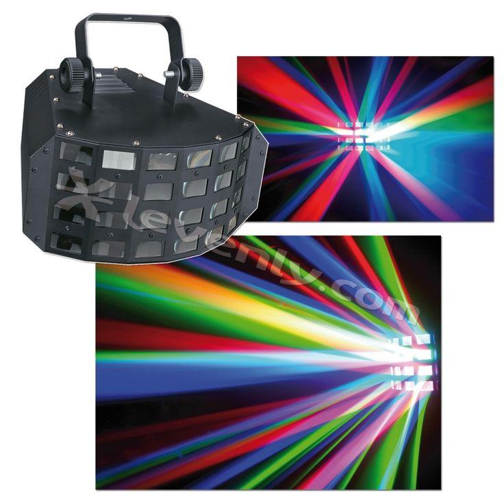 Jeu de lumière pour animation de soirées. Plusieurs effets disponibles, machine a fumées... location éclairage disco à louer à Névez (29920)_placedelaloc.com