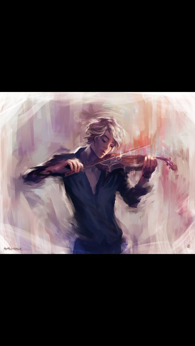  Jem Carstairs  art by akimao (tumblr)