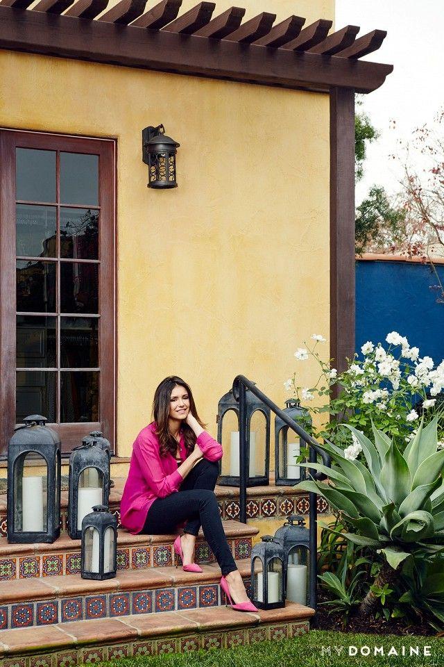 Conheça a casa da atriz Nina Dobrev – a Elena do seriado The Vampire Diaries!