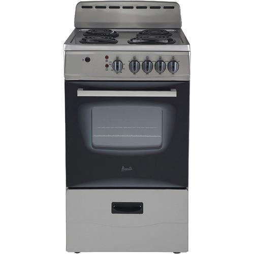 Best Avanti Er20P3Sg 20 Electric Coil Range Brandsmart Usa 400 x 300