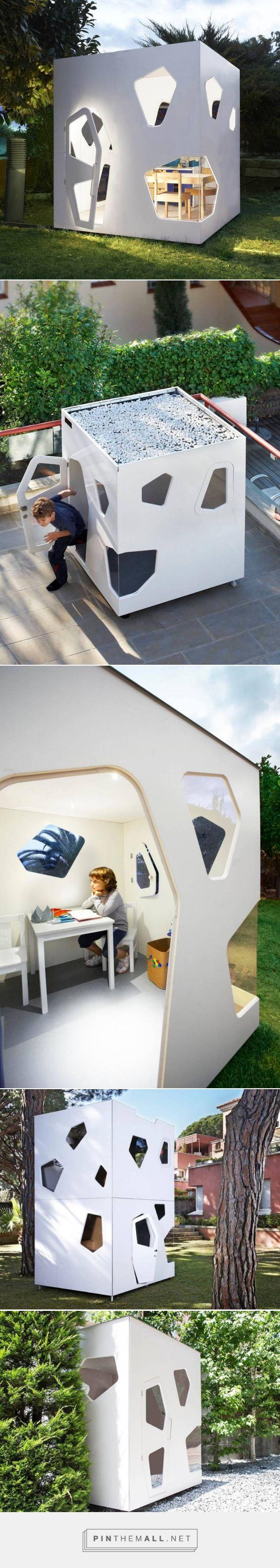 a30dc2864ed2012d8e67484114b98bba--wooden-playhouse-playhouses Luxe De Abri Moto Exterieur Concept