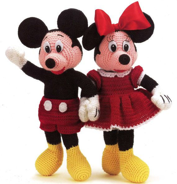 Hey, I found this really awesome Etsy listing at http://www.etsy.com/listing/129376170/e-book-mickey-and-minnie-mouse-amigurumi
