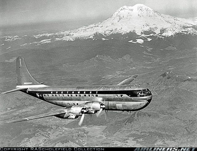 Northwest Boeing 377-10-30 Stratocruiser