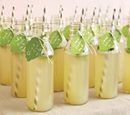 See the full size image at http://partymotif.com  #Mint | #Lemon | #Wedding | #Yellow and #Green #Wedding | #Green and #Yellow #Wedding | #Mint and #Lemon #Wedding | #Celadon | #Buttercream | #Gold | #Groom | #Groomsmen | #Fashion | #Hair | #Nails | #Bridesmaids | #Dresses | #Dress | #Flowers