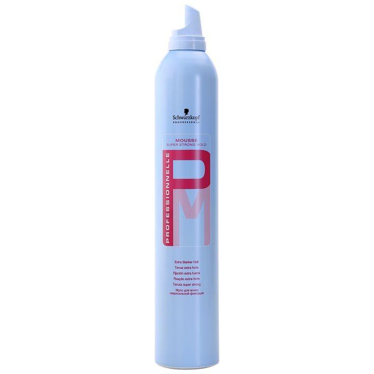 Schwarzkopf Professional PM Haarschaum extra starke Fixierung  500 ml