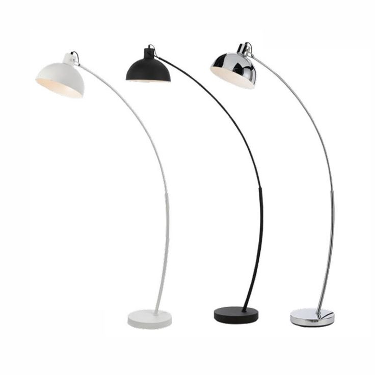 Specifications:  Order Code: BEAT FL-BK, BEAT FL-CH, BEAT FL-WH Brand Name: Telbix Product Family: Beat Category: Floor Lamp Style: Modern Colour: Black, Chrome, White Diameter (mm): 250mm  Height (mm): 1500mm  IP Rating: IP20 Voltage: 240V Globe Included: No  Lamp Base: E27  Quantity: 1  Wattage (Max): 40W  Energy Saving: No  Warranty: 1-Year*