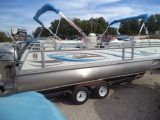 perfect party barge 23' 07 21.5k already there