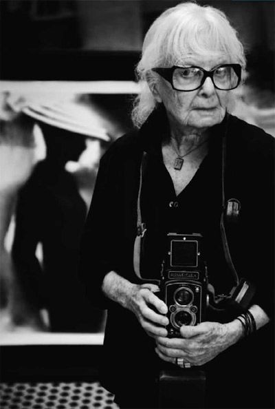 """I had a desire, and this is without knowing photography, to soften the image, to eliminate what I thought was unimportant in the image."" Lillian Bassman"
